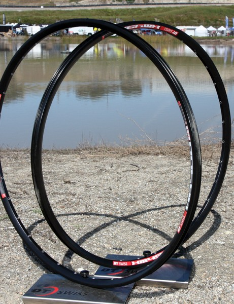 DT Swiss add higher-end 29in rim options to their range for 2012 with welded seams, more width options and lighter weights