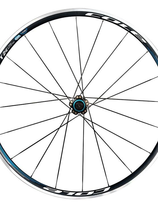 T24 Lite cyclocross wheel: £274.99/1,540g