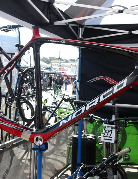 Norco introduce a carbon 'cross platform called Threshold for 2012