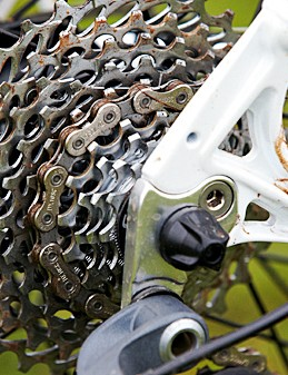 The 10-speed cassette will be a clear draw at this price