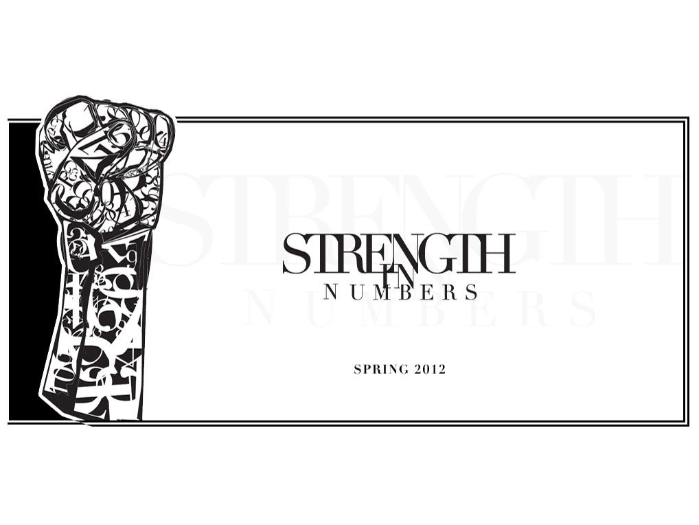 Strength in Numbers is set for release in spring 2012