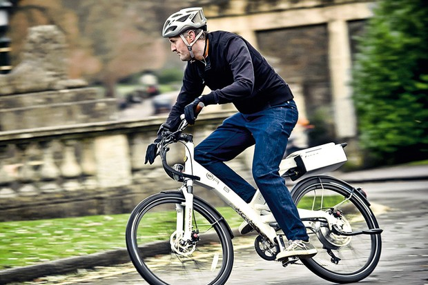 E-bike sales are on the rise across the world