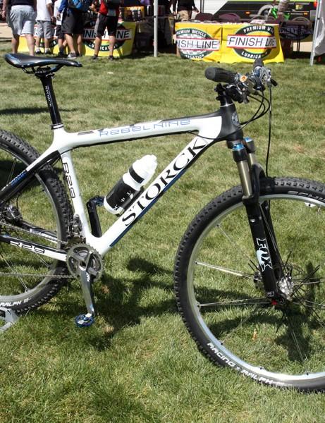 Storck adds a new carbon fiber 29