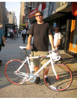 BikeRadar writer, Peter Suciu, spent close to two decades riding and bike commuting in the Big Apple