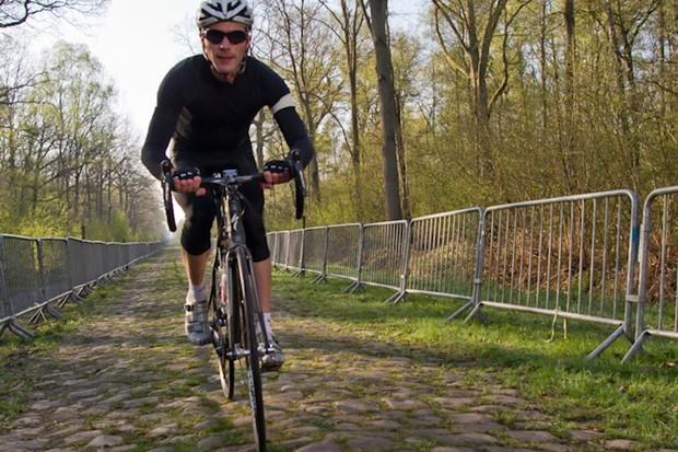 BikeRadar's US Editor, Matt Pacocha, on the cobbles