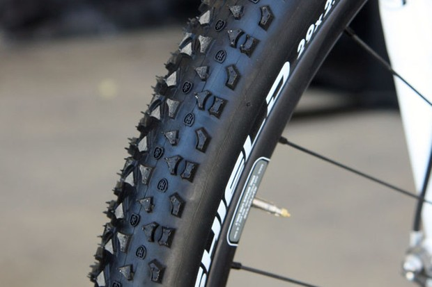 "Ritchey finally delves into the 29"" tire game, starting with the fast-rolling WCS Shield tread but likely with others to follow"