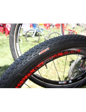 Challenge is the latest entrant into the growing market for mountain bike tubular tires