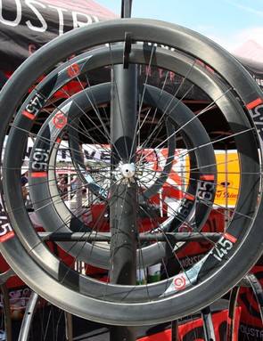 Industry Nine is now using carbon road rims sourced from Reynolds instead of Enve Composites