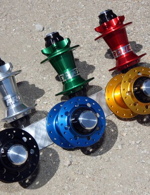 Project 321 adds dedicated singlespeed rear hubs to its range for 2012