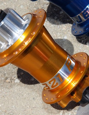 Project 321 sources its freehub bodies and driver mechanisms from Industry Nine for its new singlespeed rear hub