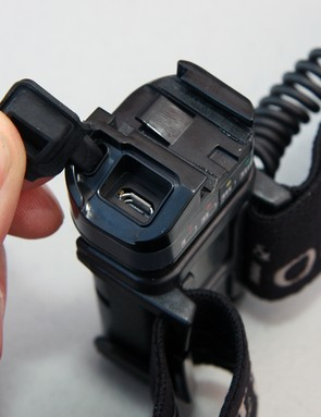 Light&Motion's new Solite 150 is easily rechargeable via the onboard mini-USB charge port