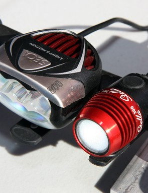 Save for the top-end Seca 1400, all of Light&Motion's Seca and Stella lamps get a 100-200 lumen power boost for 2012