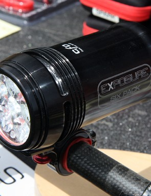 Exposure says its flagship Six Pack puts out up to 1,800 lumens