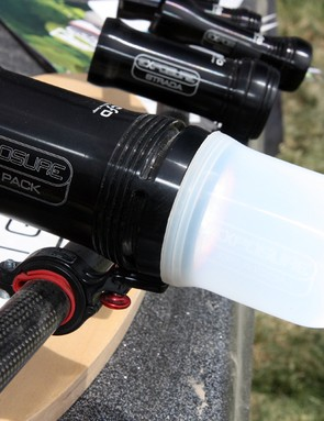 Exposure's new Beacon add-on is a simple snap-on translucent silicone rubber cover that turns any of the compatible lights into handy camping lanterns or just improves visibility