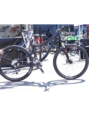 Titus' new Racer X 29 Carbon