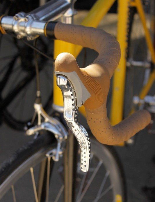 TRP's new RRL SL, drilled, retro brake lever