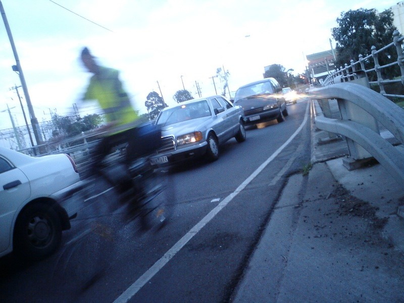 California law to outline law for vehicles passing bikes