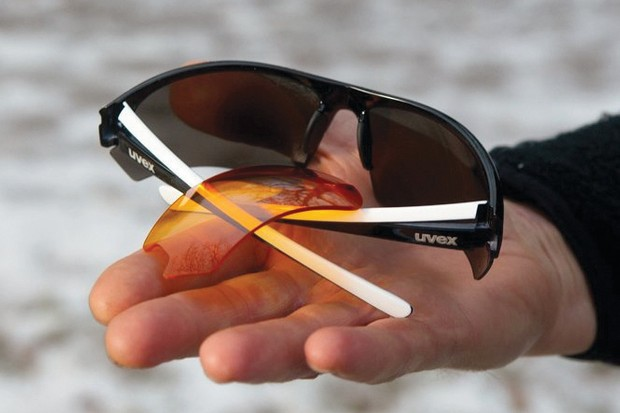 Uvex Gravic sunglasses