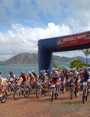 The race will finish in Cooktown for the first time in 2011