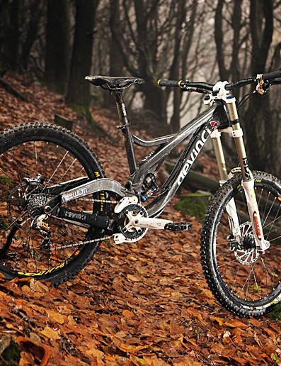 The Devinci Wilson – predictable but in a good way