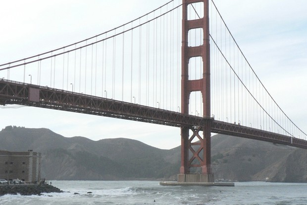 San Francisco's Golden Gate Bridge may soon have a speed limit for bikes