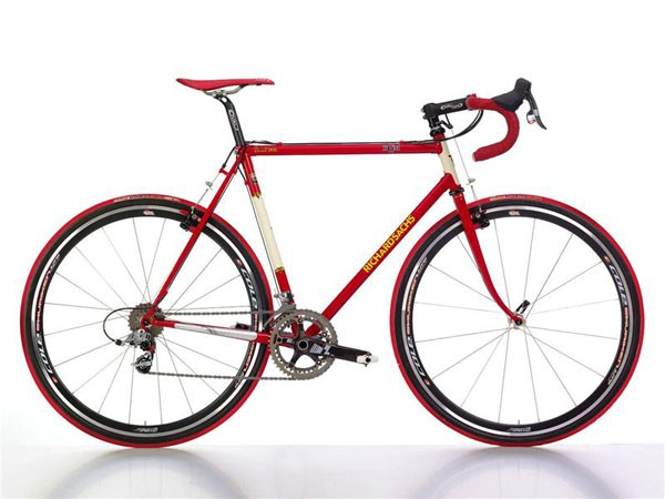 Richard Sachs Cycles are part of The Framebuilders Collective