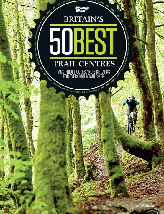 A 116-page supplement - The 50 Best Trail Centres in Britain - is free with the new issue