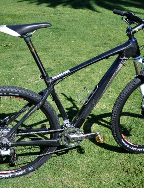 Decker will add the new Giant XtC Composite 29er to his current Anthem X 29 and Reign X for this season's races