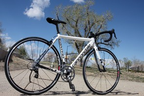 The Cannondale CAAD10 4 Rival offers an astounding amount of performance for the money and buyers shouldn't feel at all ashamed with spending money on upgrades down the road
