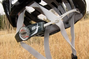 Louis Garneau's Spiderlock SL retention system is very simple in construction but still highly functional, comfortable, and fairly adjustable