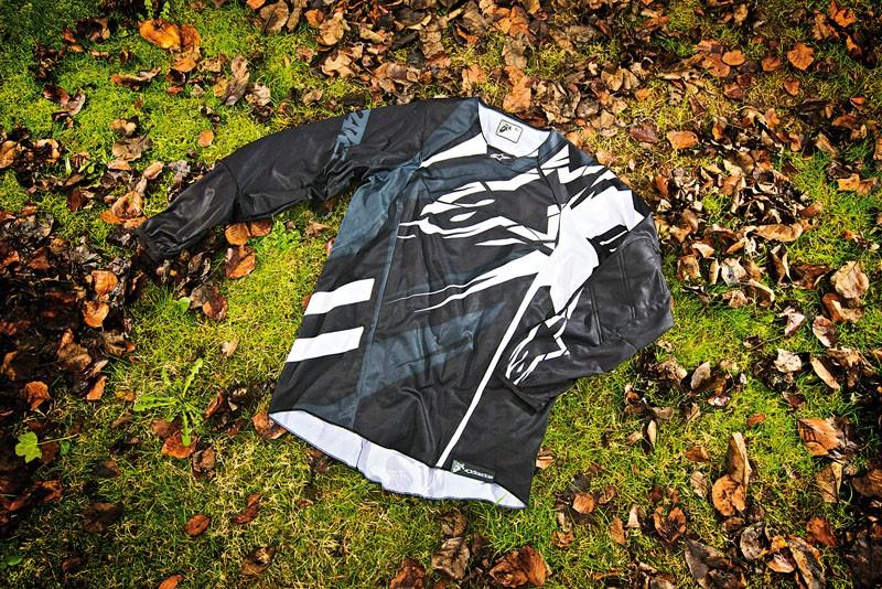 Alpinestars TechStar long-sleeved jersey