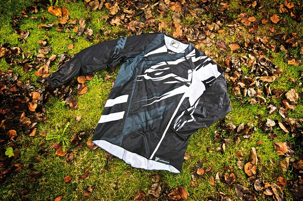 Alpinestars TechStar long-sleeved jersey