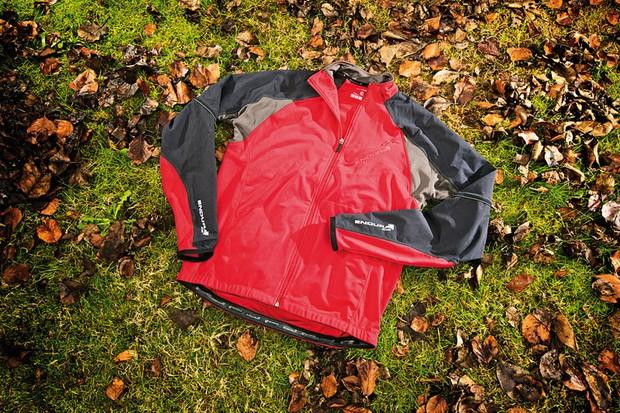 Endura MT500 LS long-sleeved jersey