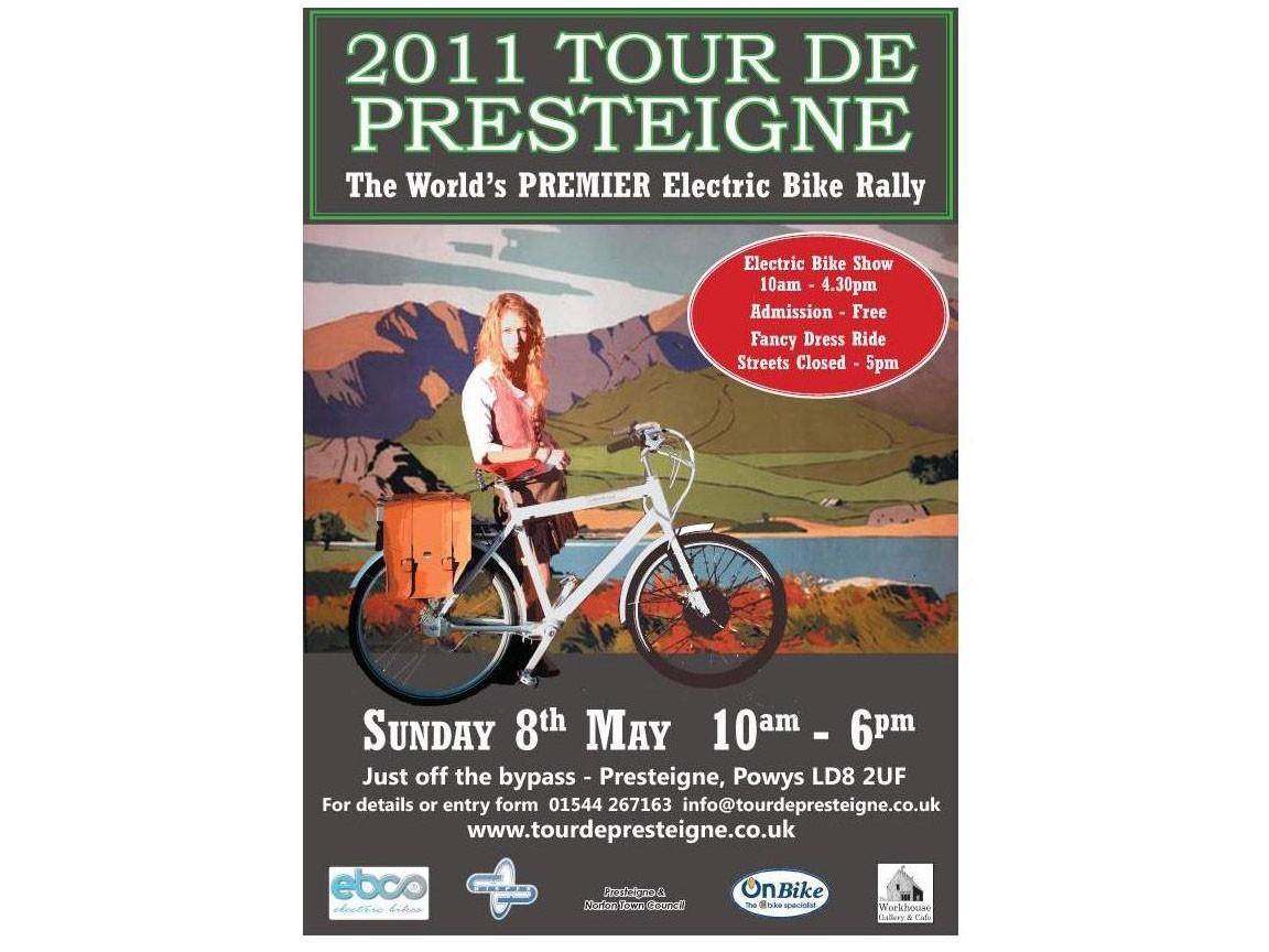 2011 Tour de Presteigne
