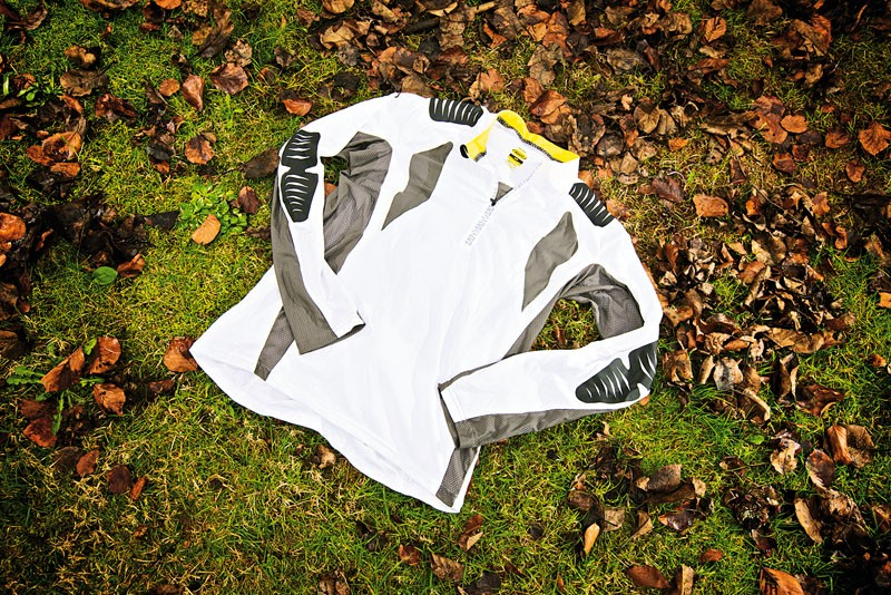 Mavic Stratos long-sleeved jersey