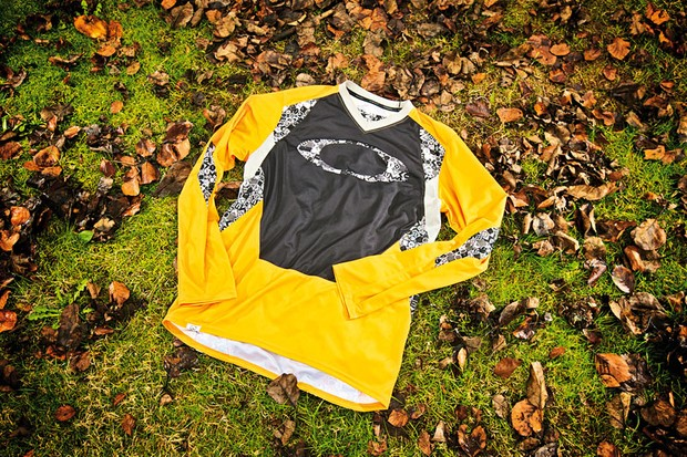 Oakley Sunday long-sleeved jersey