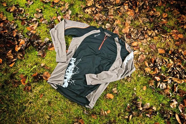Polaris Pilgrim long-sleeved jersey