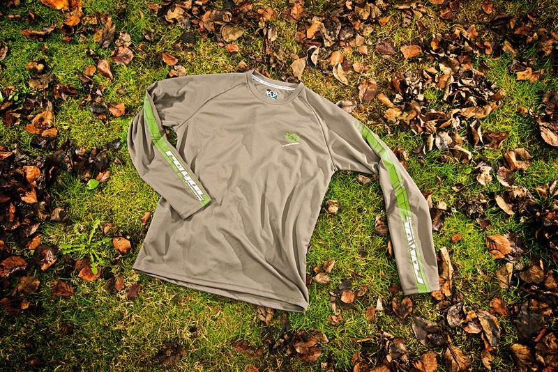 Royal Ride LS long-sleeved jersey