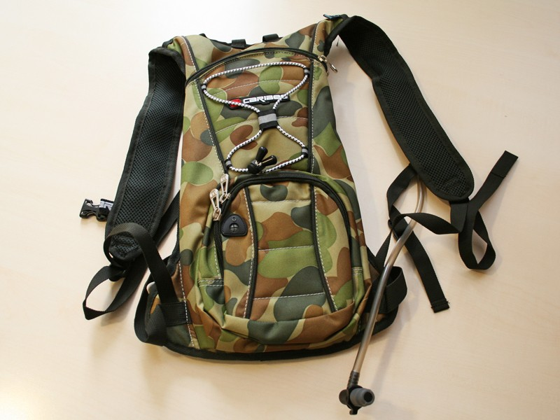 Caribee Quencher hydration pack