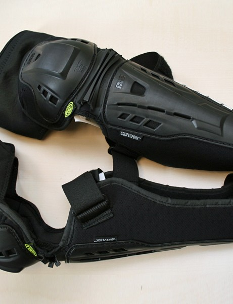 iXS X-Assault leg armour