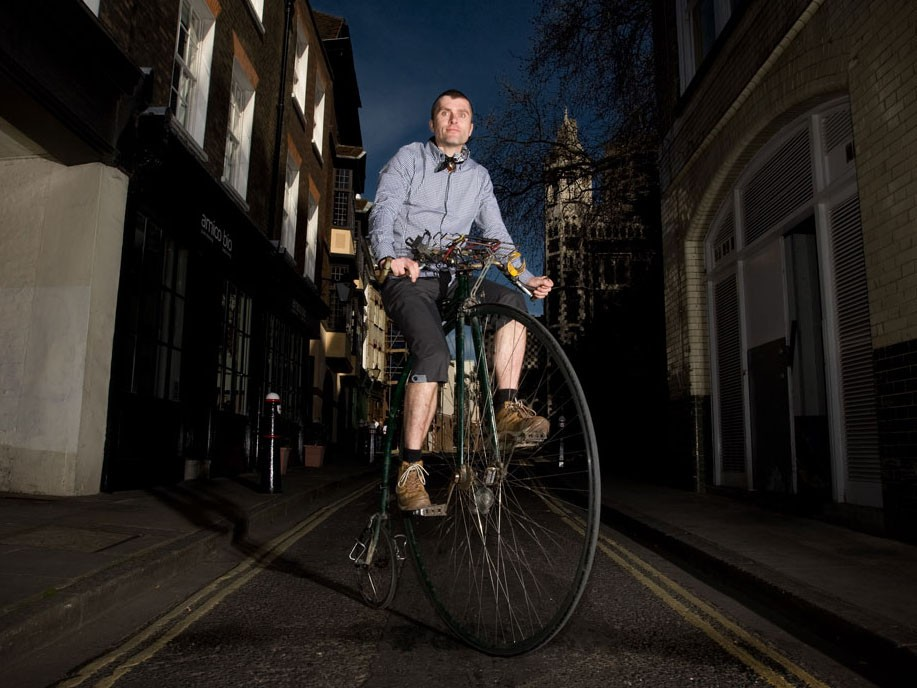 The Penny Farthing races are the latest editions to the London Nocturne
