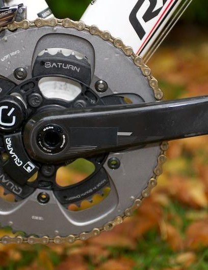 SRAM has announced the acquisition of South Dakota-based powermeter company Quarq.
