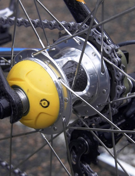 SRAM subsidiary Zipp has had a long association with Powertap but with the recent acquisition of Quarq, we can't help but wonder what that will mean over the long term.