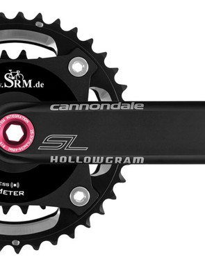 SRM are finalizing the work on their latest 2x10-compatible mountain bike power meters