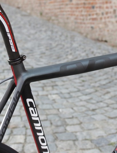Cannondale's SuperSix EVO, the evolution of their flagship road model