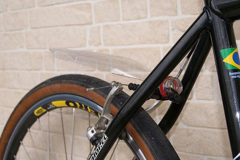 Rear fenders are a recurring theme on Bike Hacks