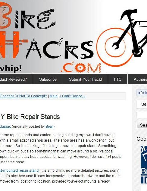 Bike Hacks.com