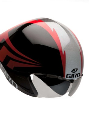 Giro announced the debut of its new Selector time trial/triathlon helmet.