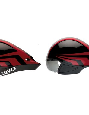 Giro's new Selector includes two lower cap covers - 45mm tall and 10mm tall - for a customized fit and better aerodynamics depending on rider position.