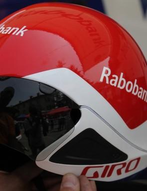 Dutch champ Jos Van Emden's Giro Selector